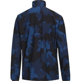 Peak Performance Fremont Print Jacket Herre pattern